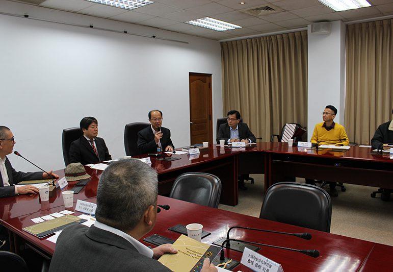 海外視察「東南アジア地域 in 台湾」