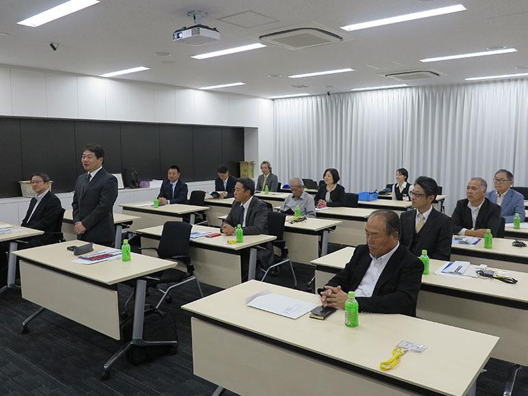 国内優良企業視察/株式会社イシダ