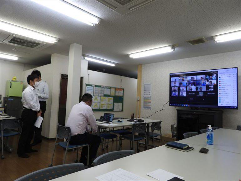 オンライン工場見学会